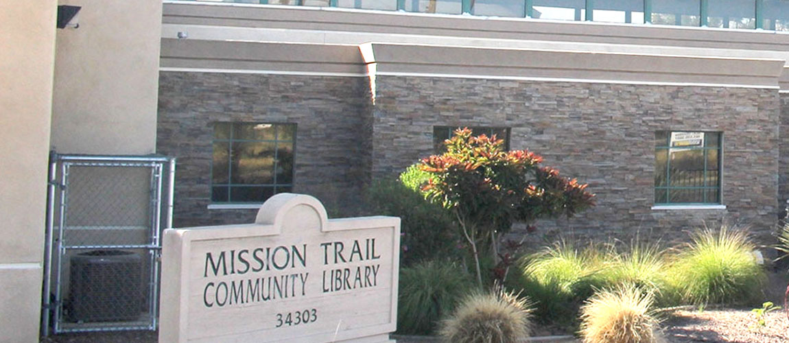 MISSION TRAIL COMMUNITY LIBRARY