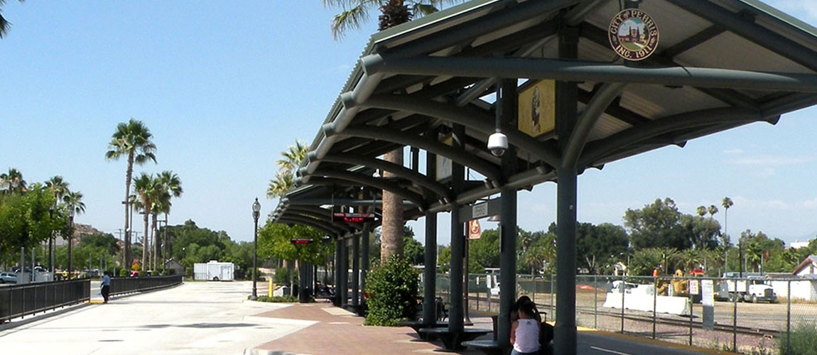 PERRIS STATION TRANSIT CENTER