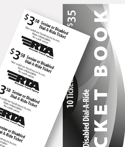 Dial-A-Ride (DAR) | 10-Ticket Book